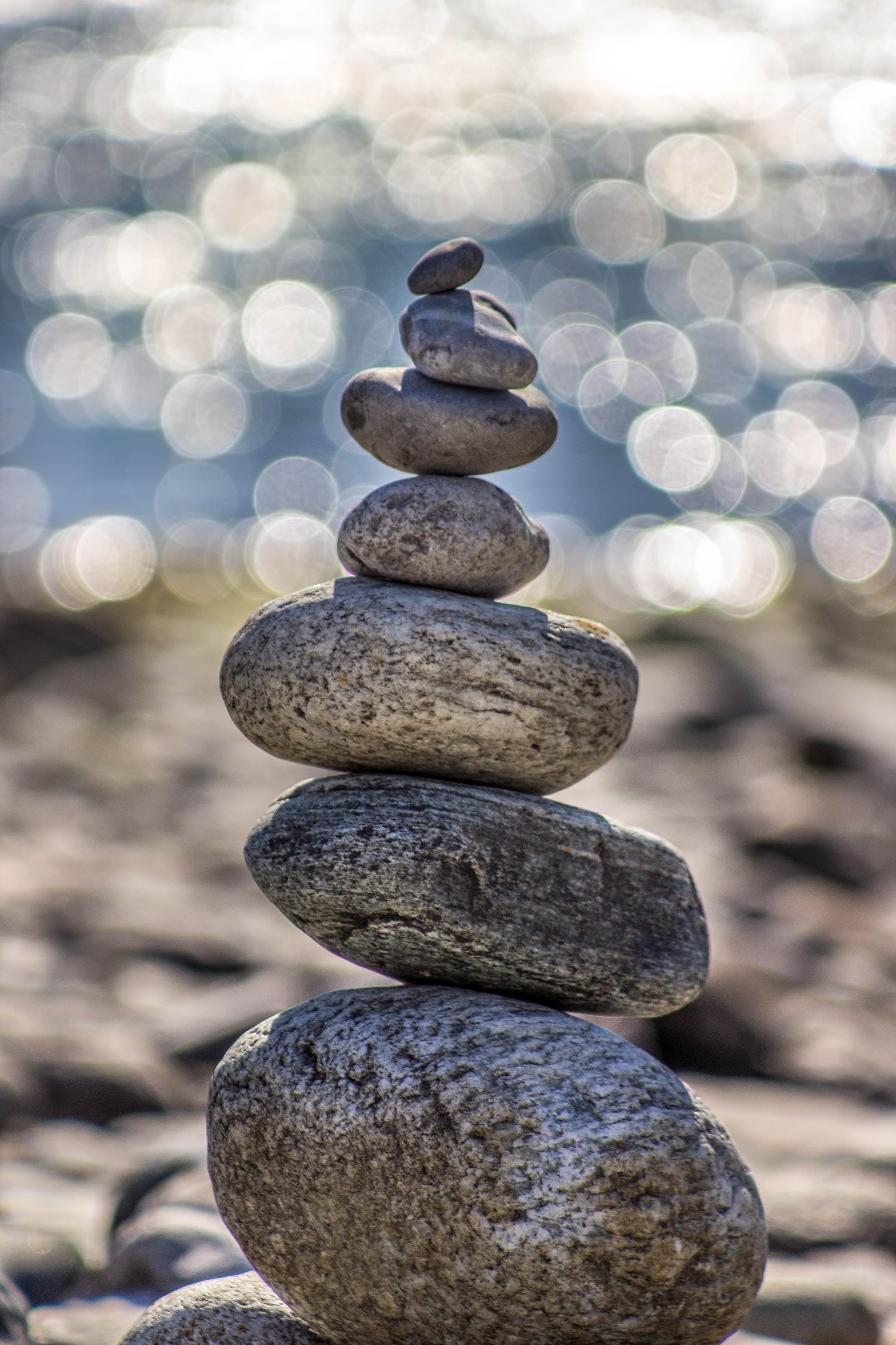 Yoga: buscando el equilibrio.